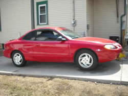 1999 Ford ZX2