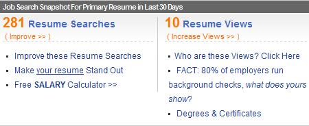 Careerbuilder Stats