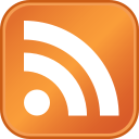 The typical RSS feed icon