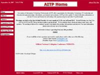 AITP Club Site