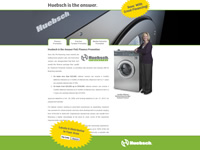 Huebsch Is The Answer Promotion