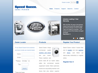 Speed Queen Home Laundry